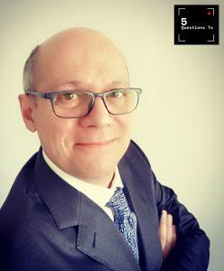 Giancarlo Vicomanni - VP Technical & Operations
